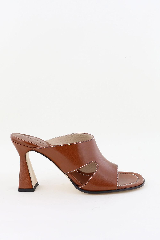Wandler sandalen Marie 21204-431201 bruin