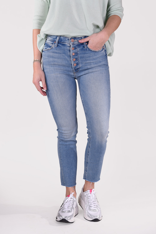 Mother jeans Pixie Dazzler 1726-686 blauw