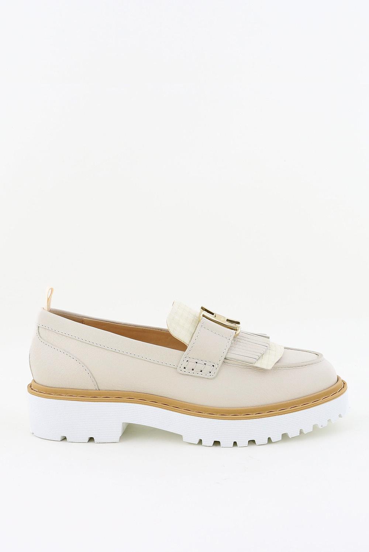 Hogan loafers HXW5610DJ40 wit
