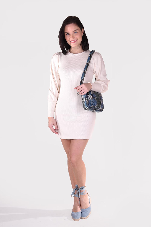 Boyish jurk Lauper 519024 crème