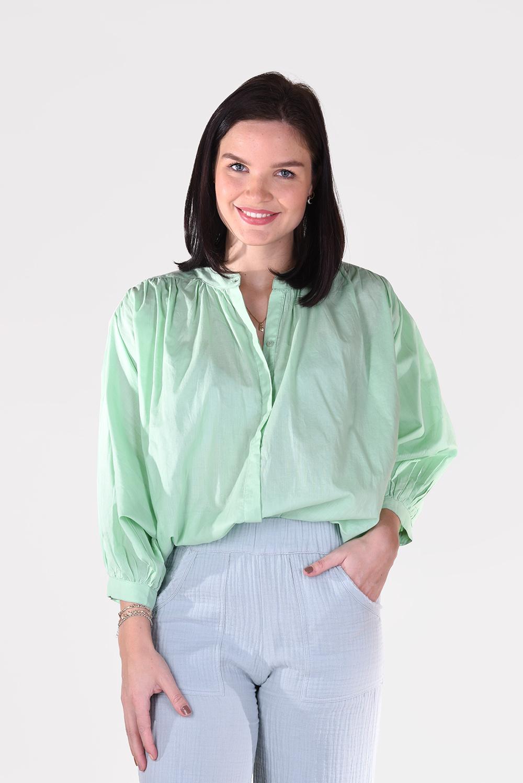 Sea Me Happy blouse Balloon groen