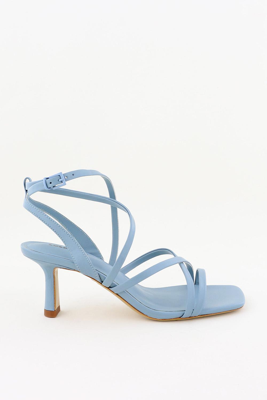 Lola Cruz sandalen 084Z14BK blauw