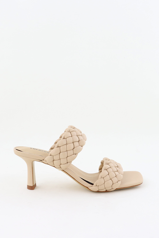 Lola Cruz sandalen 153Z14BK beige