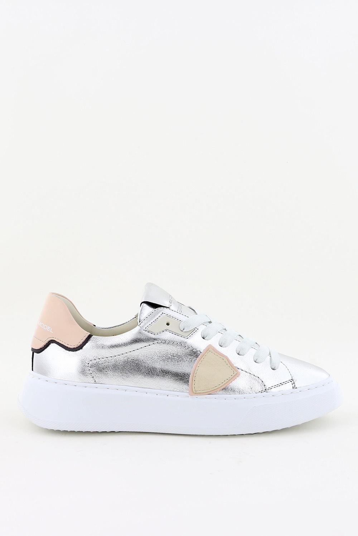 Philippe Model sneakers Temple BTLD-M001 zilver