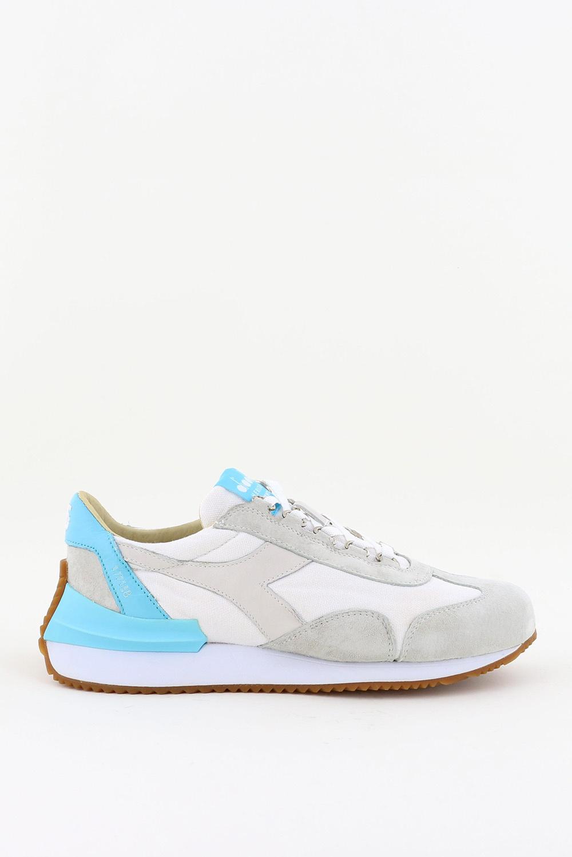 Diadora Heritage sneakers Equipe 201.177158 wit/grijs