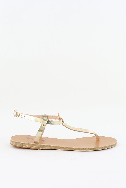 Ancient Greek Sandals sandalen Lito goud