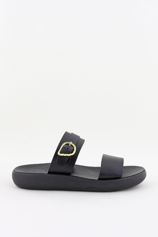 Ancient Greek Sandals sandalen Preveza Comfort zwart