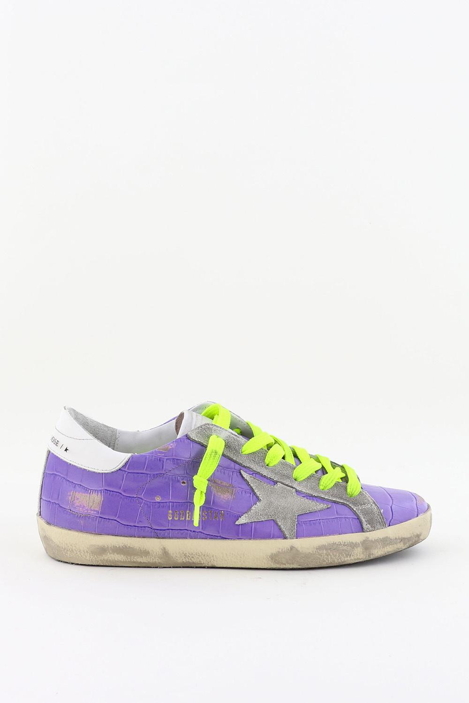 Golden Goose sneakers Superstar GWF00101.F001229 paars