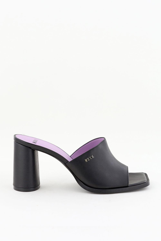 Nubikk sandalen Norah Slide 21047300 zwart