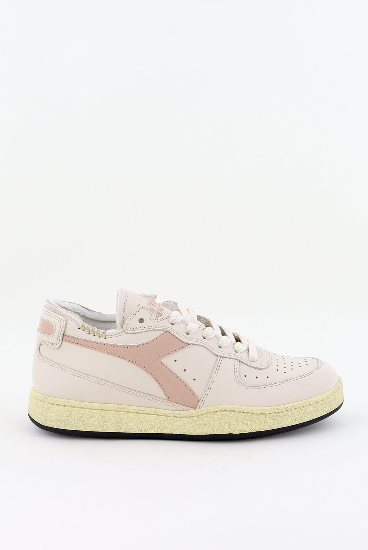 Diadora Heritage sneakers Mi Basket Row Cut 201.176282 roze