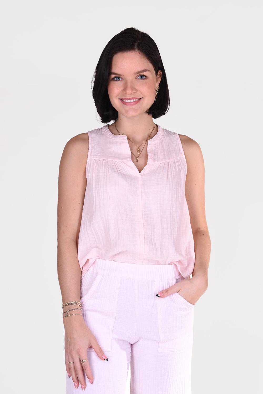 Xirena top Carrie X02501 roze