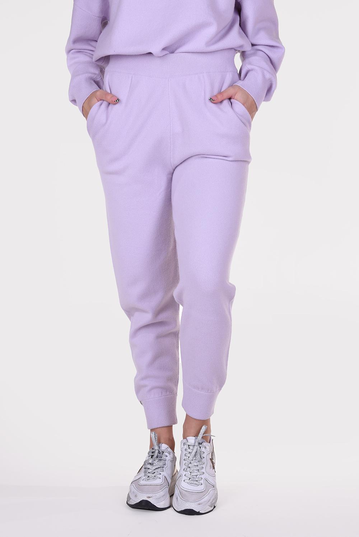 Extreme Cashmere broek Yogi 56 paars