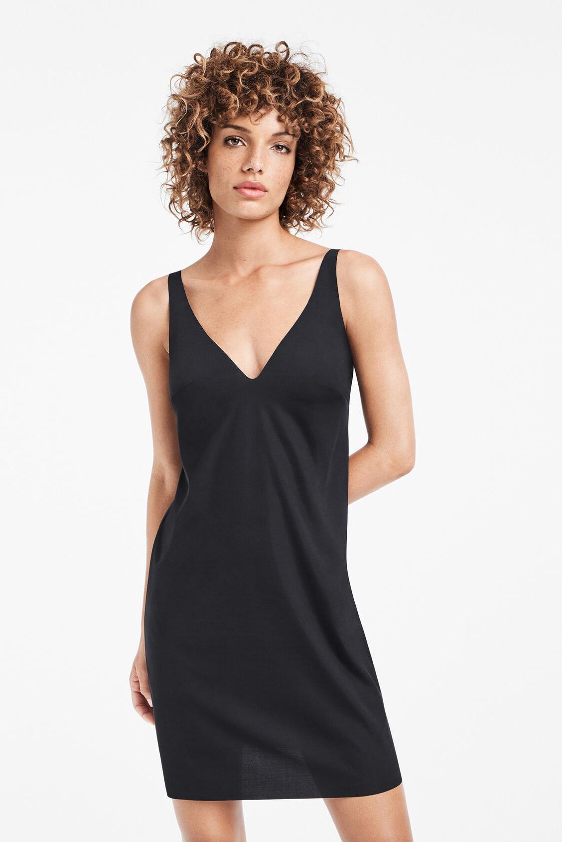 Wolford jurk Pure 52700 zwart