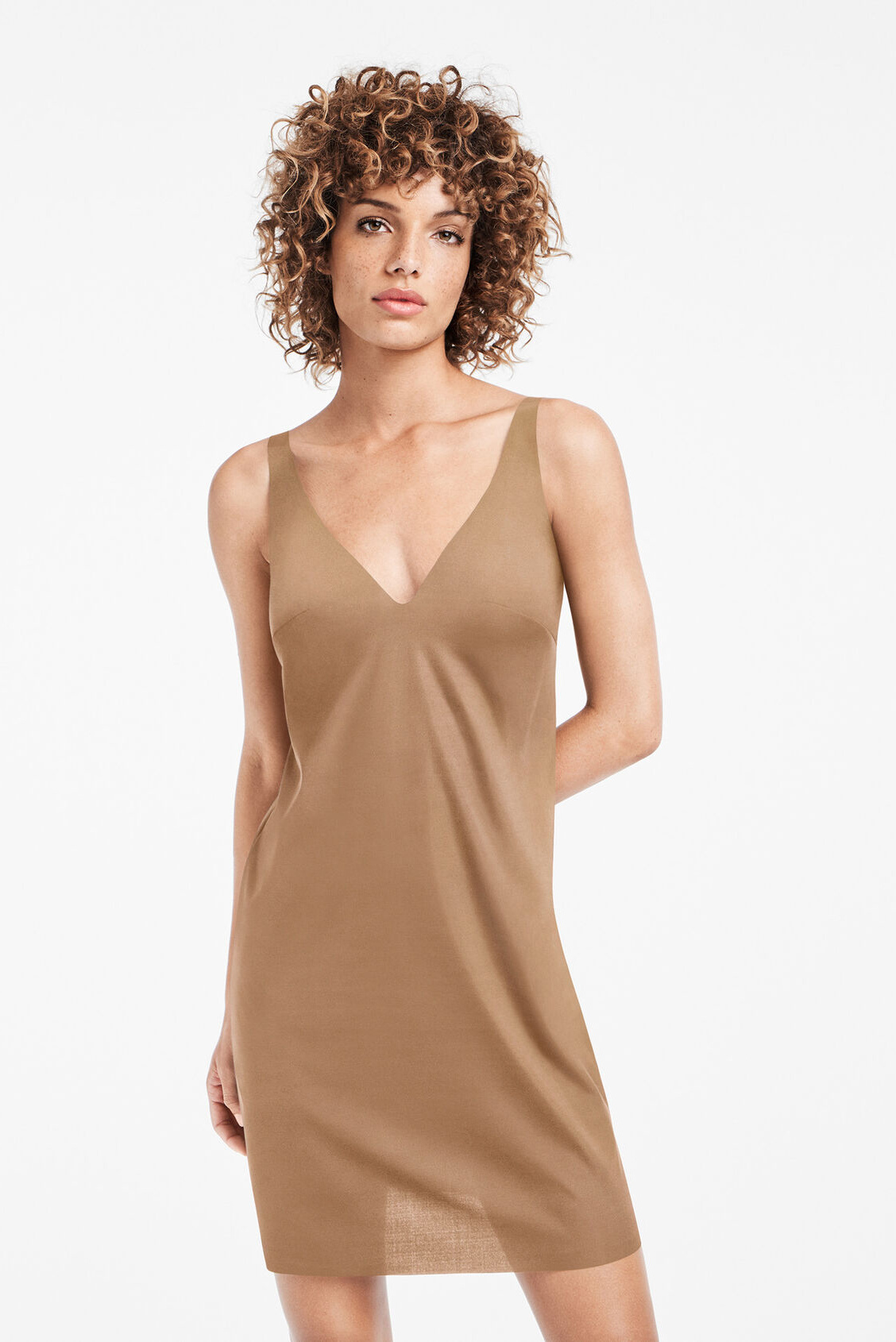 Wolford jurk Pure 52700 nude