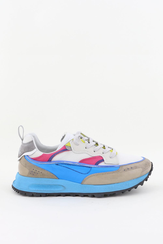 Hidnander sneakers Threedome Zero HC1WS230300 blauw