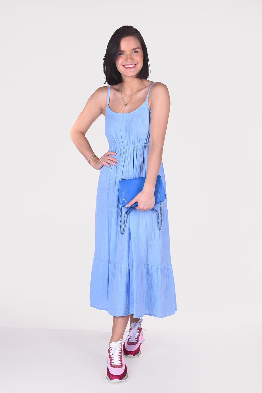 Xirena jurk Ali X08405 blauw