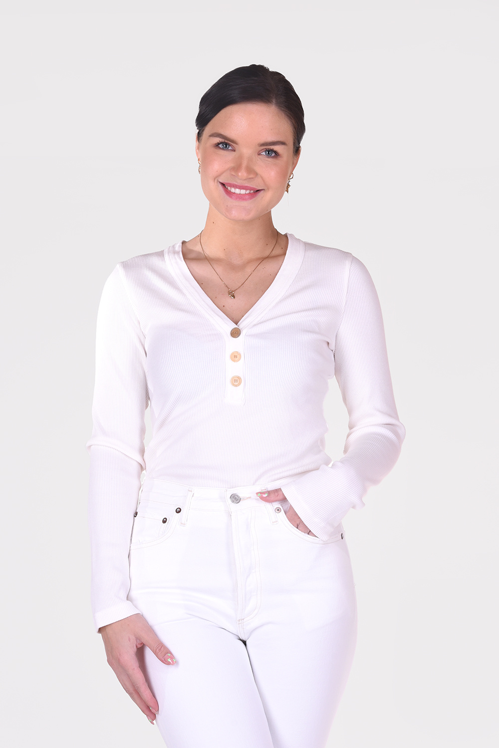 Citizens of Humanity top Scarlett 9202-3004 wit