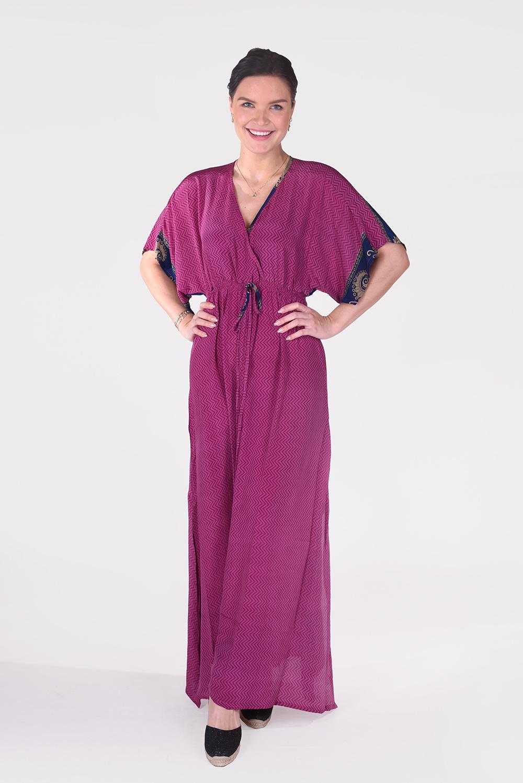 Sissel Edelbo jurk Thitonia Dress SE114 multicolour 14