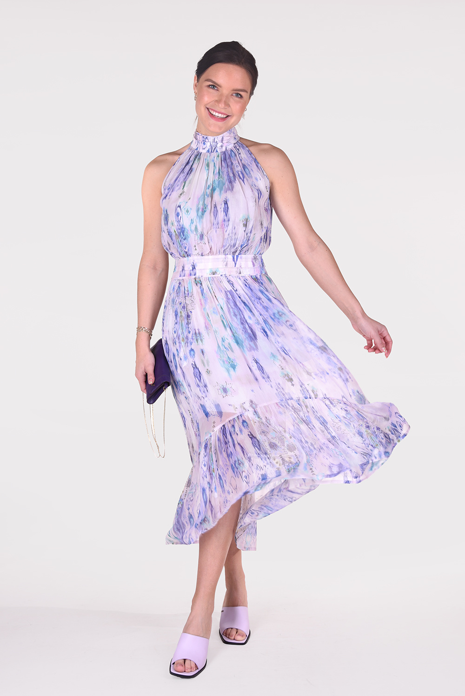 IRO jurk Fiko WP33FIKO blauw