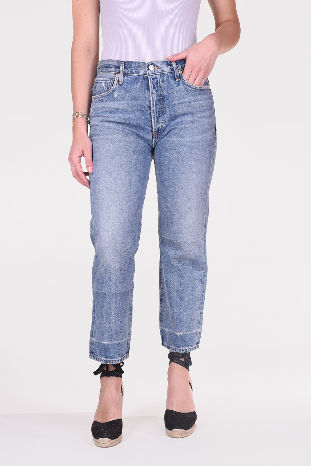 Citizens of Humanity jeans Emery 1766-837 blauw