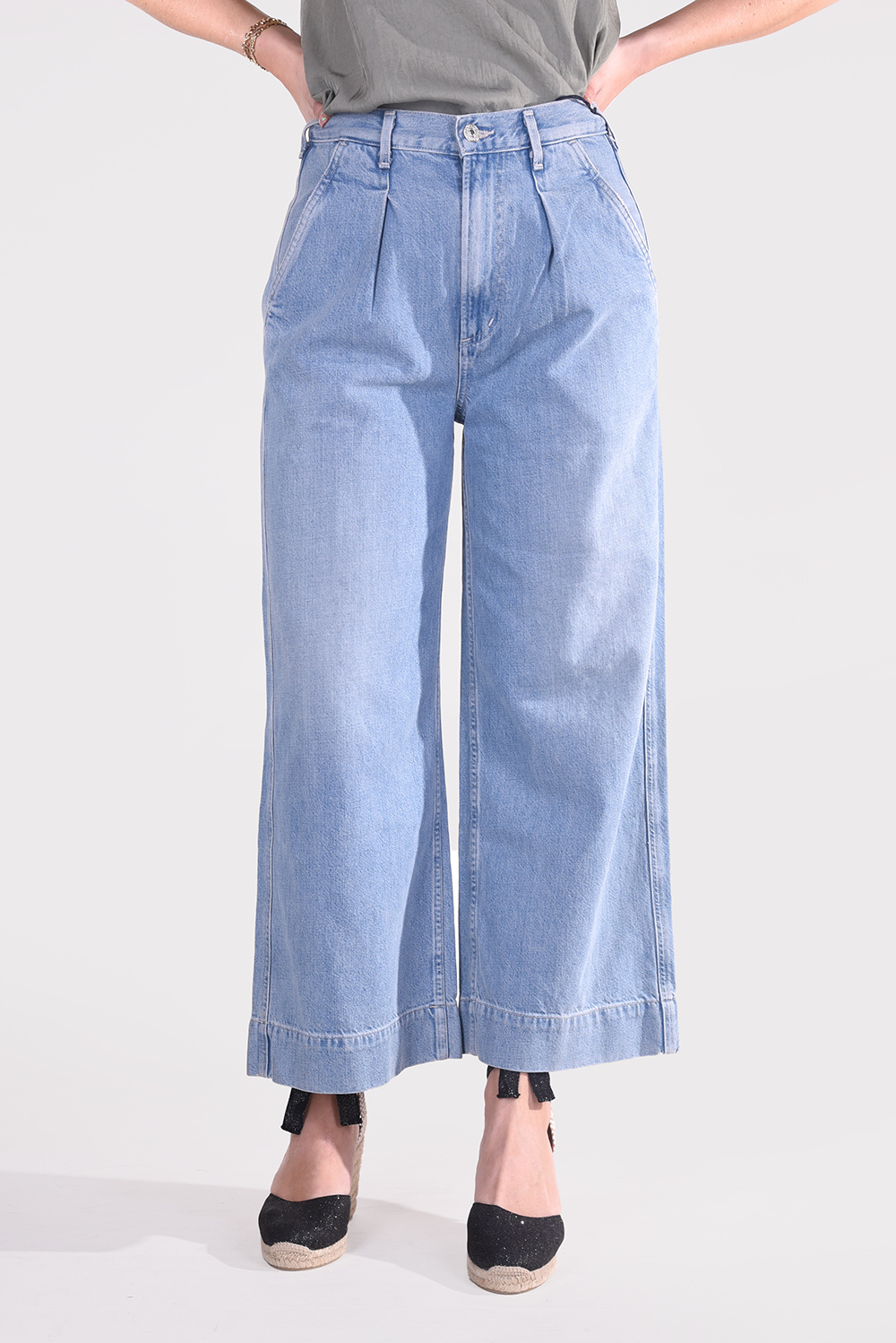 Citizens of Humanity jeans Elena 1919-1292 blauw