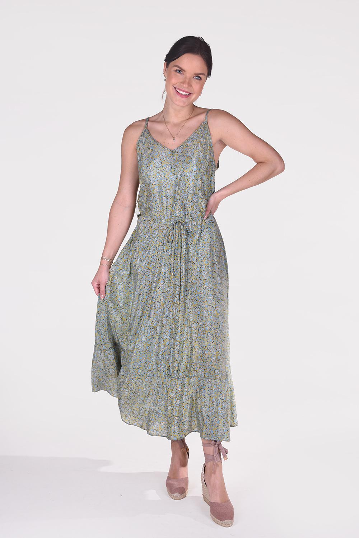 Sissel Edelbo jurk Marta Strap SE948 multi 8