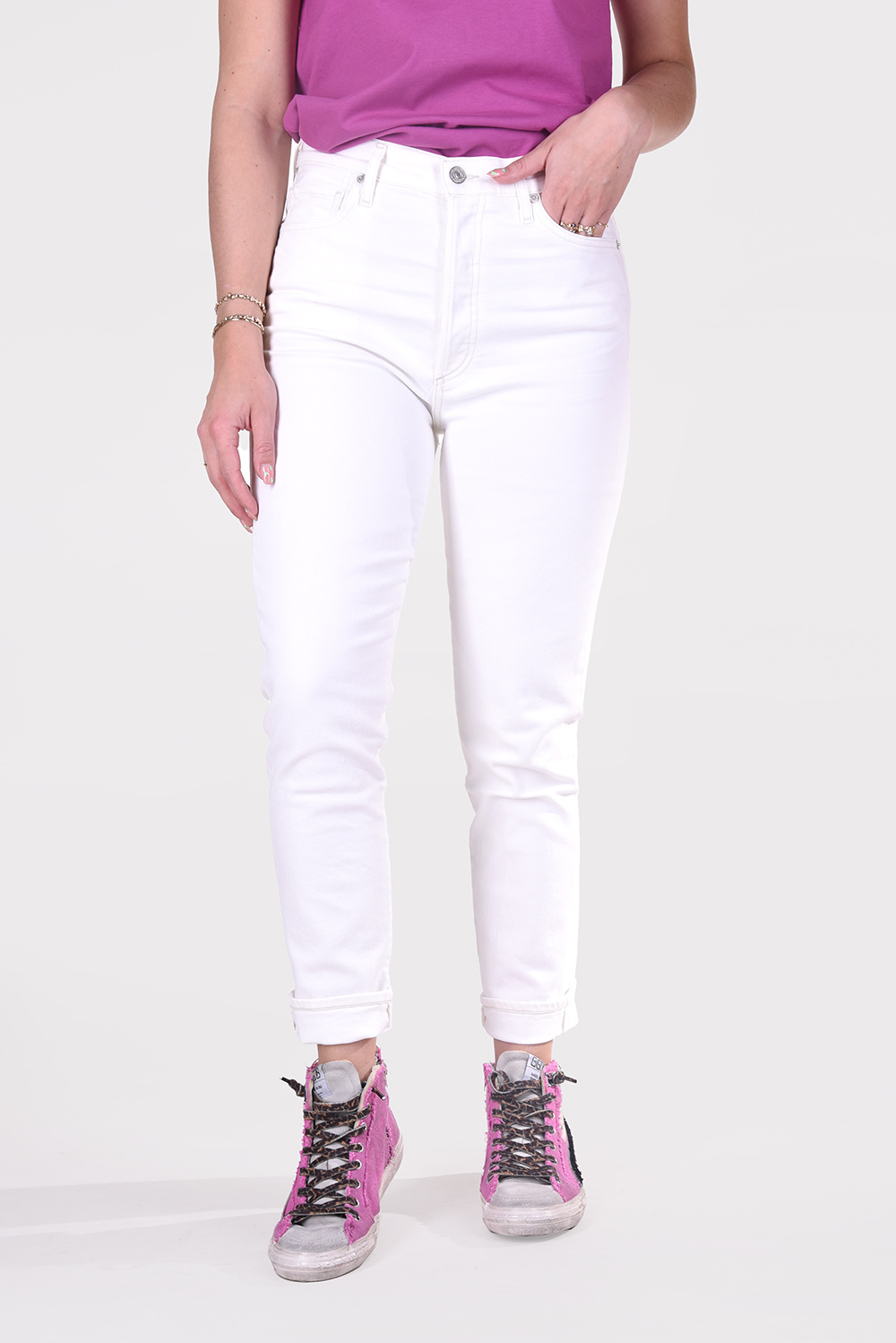 Citizens of Humanity jeans Olivia 1728-3001 wit