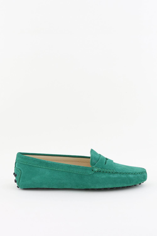 Tods loafers Gommini XXW00G00010 groen
