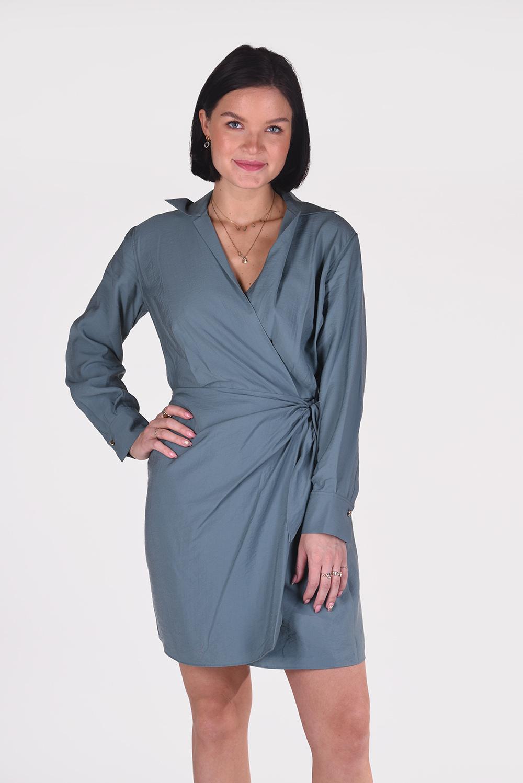 Vince jurk V731051350 blauw