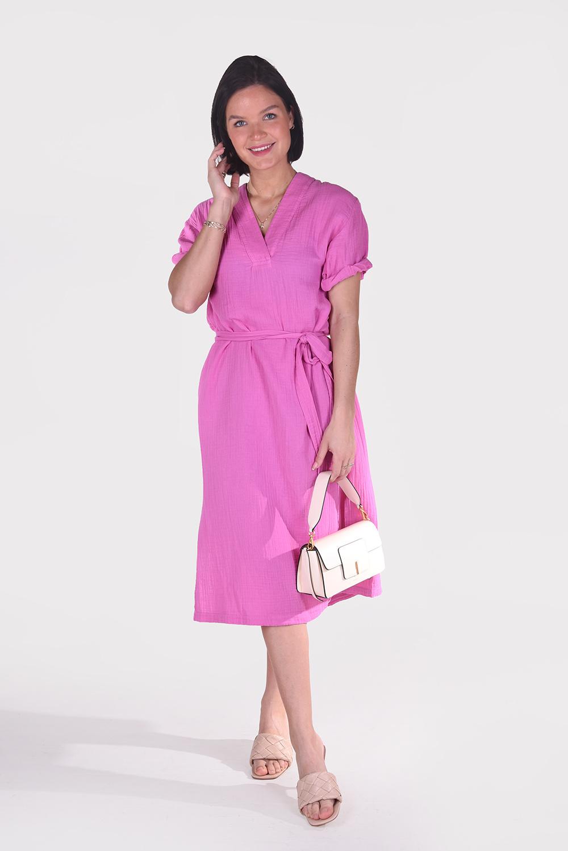 Xirena jurk Avril X13404 roze