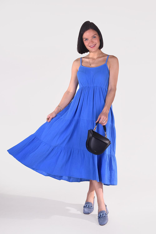 Xirena jurk Ali X13407 blauw