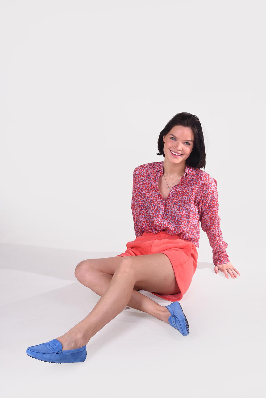 Xirena blouse Beau X13561 rood