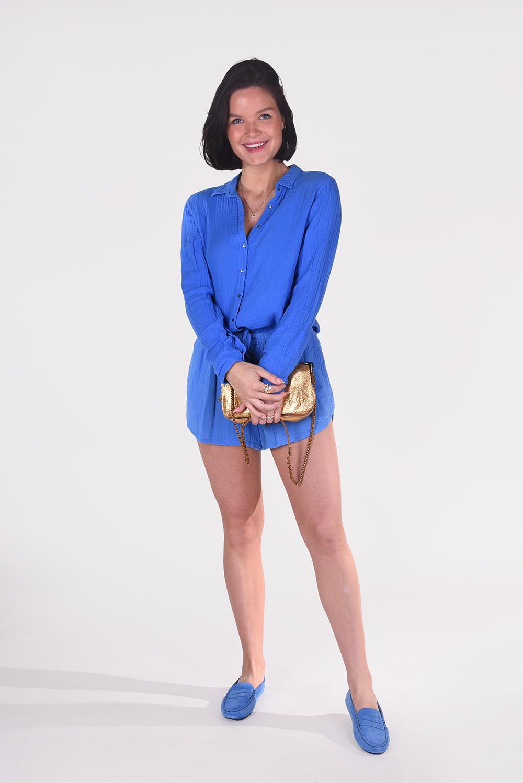 Xirena blouse Scout X13505 blauw