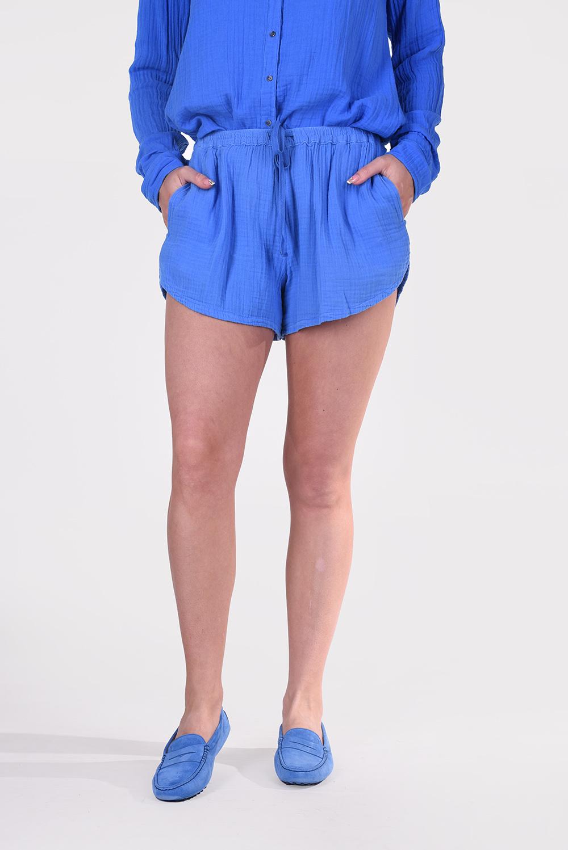 Xirena short Starlyn X13307 blauw
