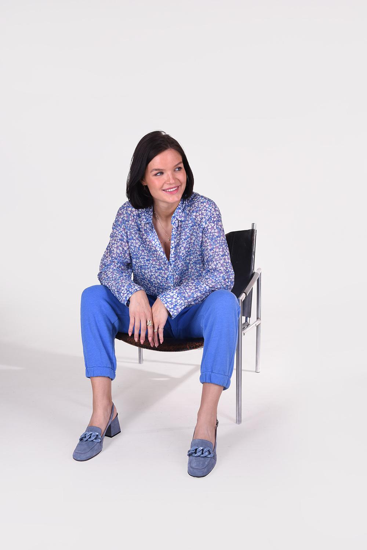 Xirena blouse Beau X13561 blauw