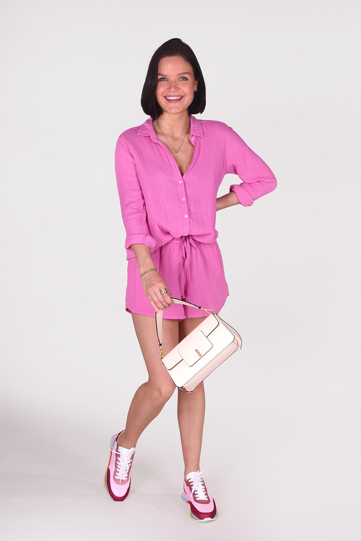 Xirena blouse Scout X13505 roze