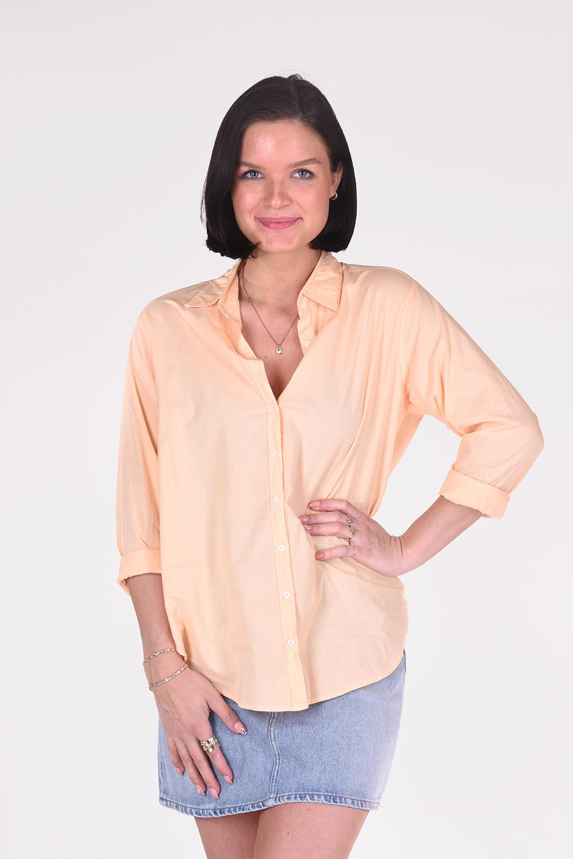 Xirena blouse Beau X13511 oranje