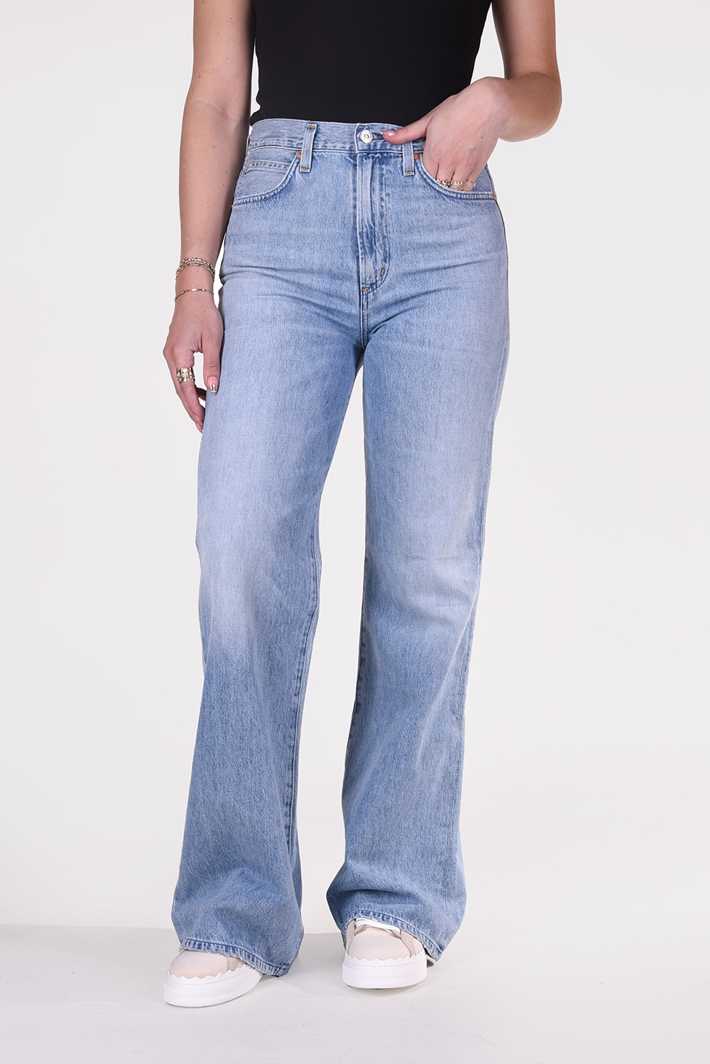 Citizens of Humanity jeans Rosanna 1944-1136 blauw