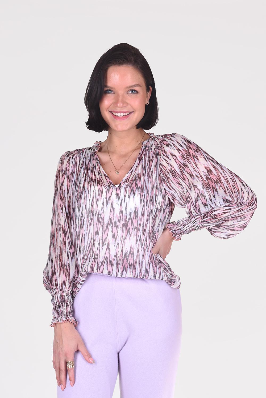 Magali Pascal blouse Kali T16 multi
