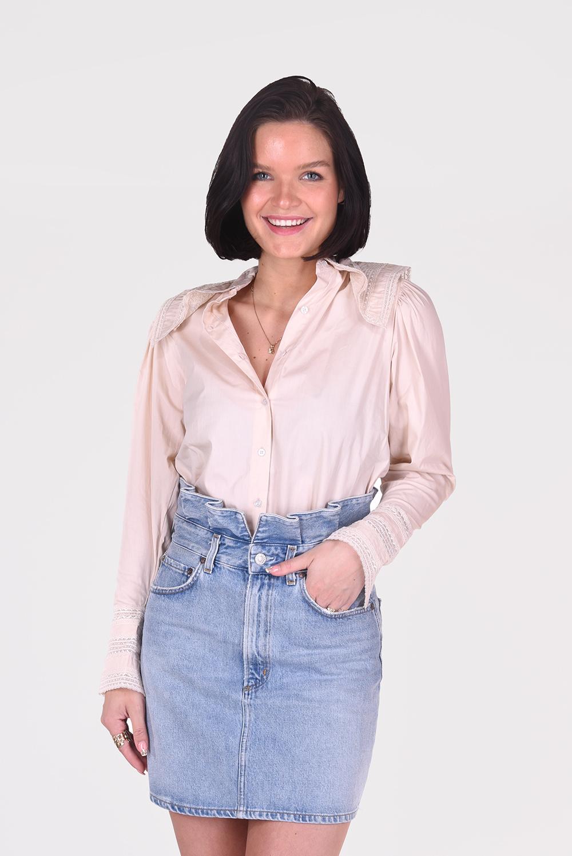 Magali Pascal blouse Denise T14 beige