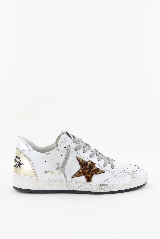 Golden Goose sneakers Ballstar GWF00117.F001901 wit