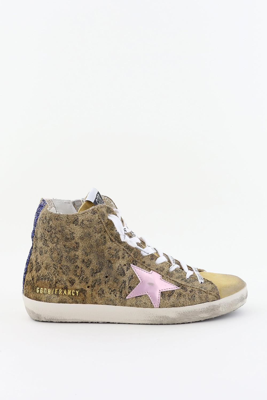 Golden Goose sneakers Francy GWF00113.F001917 dierenprint