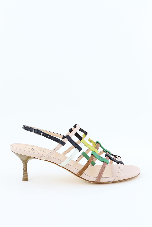 AGL sandalen Vincenza D657020 multi