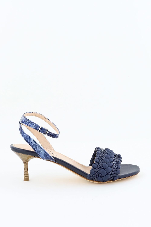 AGL sandalen summer D657012 blauw