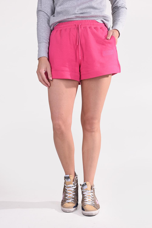Ganni short T2913 roze