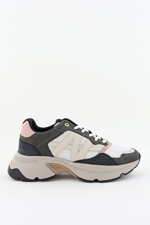 Nubikk sneakers Ross Trek 21051400 grijs