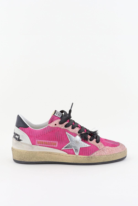 Golden Goose sneakers Ballstar GWF00117.F002050 roze