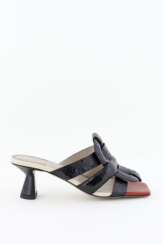 Morobe sandalen Romy 21 zwart
