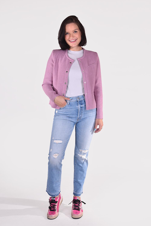 IRO jack Aya WP07AYA roze