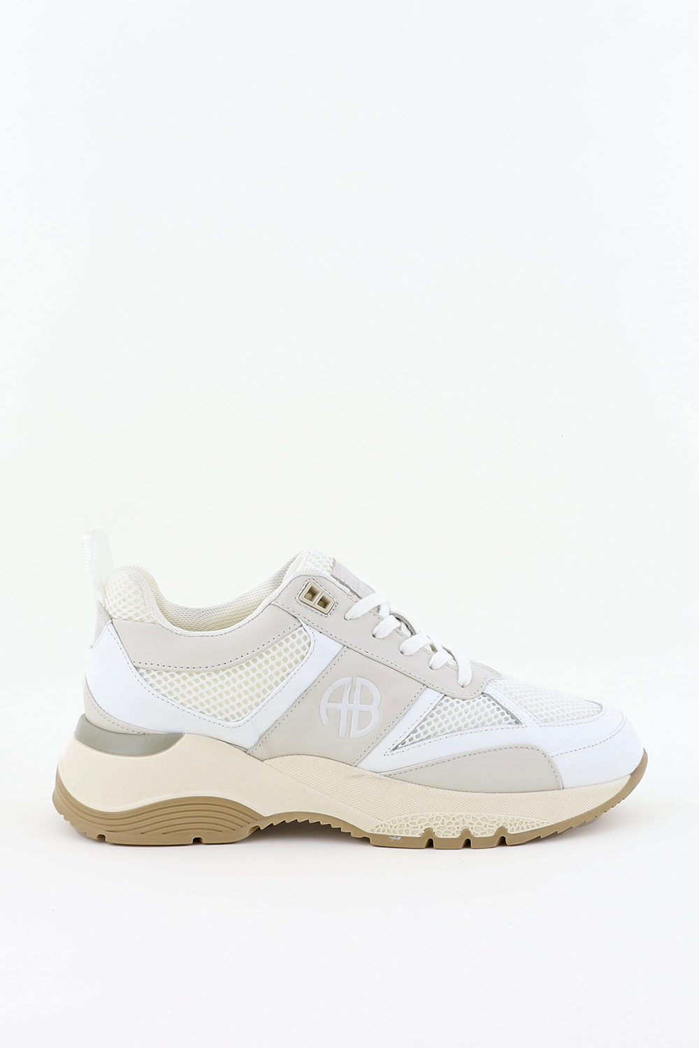 Anine Bing sneakers Dina S-14-3136-183 wit